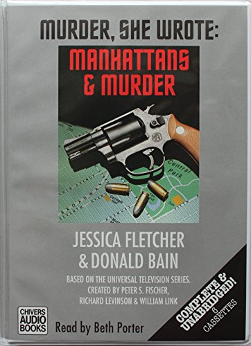 """Price comparison product image Manhattans and Murders: Complete and Unabridged (""""Murder,  She Wrote"""")"""
