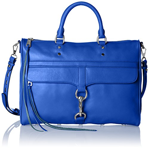 Rebecca Minkoff Palto Alto Brief Top Handle Bag, Cobalt, One Size