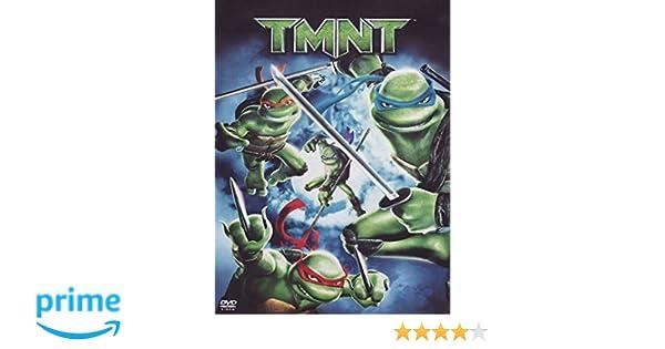 TMNT - Teenage Mutant Ninja Turtles [Italia] [DVD]: Amazon ...