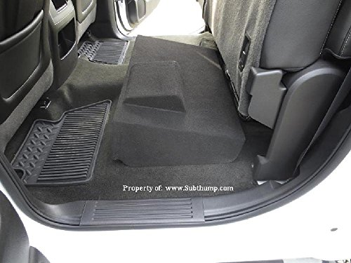 2014-2017 Chevy Silverado / GMC Sierra Crew Cab Single 10 DownfireSub Box