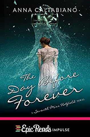 book cover of The Day Before Forever