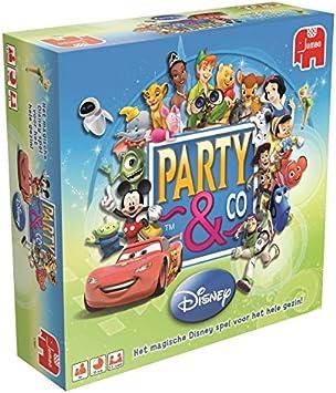 Jumbo Party & Co. Disney: Amazon.es: Juguetes y juegos