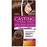 L'Oreal Paris Tinte Capilar Permanente Casting Creme Gloss, 415 Chocolate Glaseado, 0.21 g