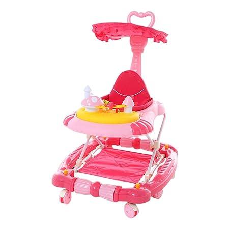 Andador Bebe HUYP Caminador De Seguridad Plegable para Niños ...