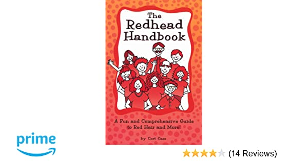 Amazon REDHEAD HANDBOOK A Fun And Comprehensive Guide To Red