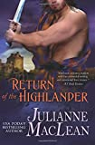 Return of the Highlander (The Highlander Series Book 4) (Volume 4)