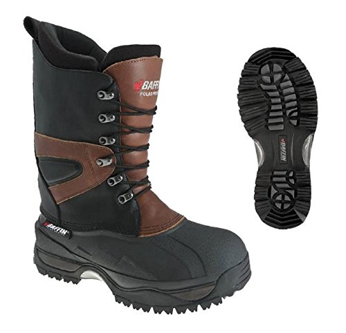 BAFFIN Baffin Apex Boot 11 Black/Bark 4000-1305-11