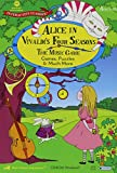 ALICE IN VIVALDI'S FOUR SEASONS: THE MUSIC GAME CD-ROM, MUSIC GAMES     INTERNATIONAL 2003C