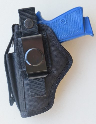 Holster with Magazine Pouch for RUGER SR22 Without Laser Sight
