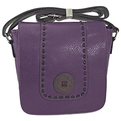YourDezire ,  Damen Tasche violett