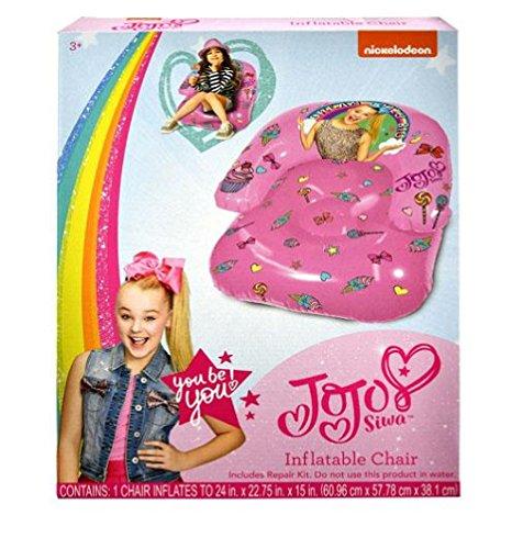 JoJo Siwa Inflatable Chair Toy by JoJo Siwa