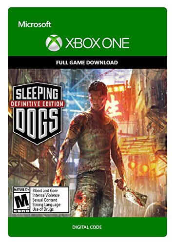 (Sleeping Dogs: Definitive Edition - Xbox One Digital Code)