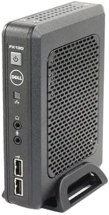 DELL Optiplex FX130 Desktop 1GB Hard Drive 1GB DDR2 SDRAM VIA Eden 1 GHz Processor Thin Client RMJ69 818C9