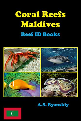 Coral Reefs Maldives: Reef ID Books