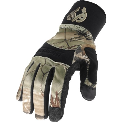 Ironclad RT-CCG-05-XL Cold Condition Realtree AP Outfitters Glove, Camouflage, X-Large (Gloves Nylon Camouflage)