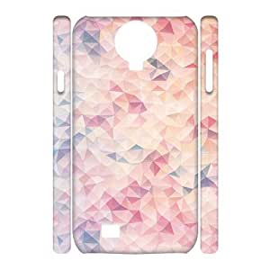 Pink Floral Unique Design 3D Cover Case for SamSung Galaxy S4 I9500,custom cover case ygtg571408