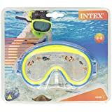 Mini Aviator Swim Mask (Colors May Vary)