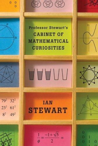 [Professor Stewart's Cabinet of Mathematical Curiosities] (Powell Linen Cabinet)