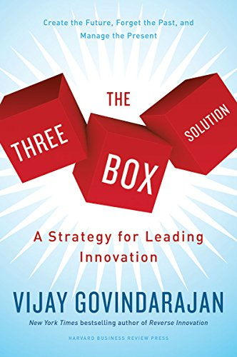 Golf Treasure Box (The Three-Box Solution: A Strategy for Leading Innovation)