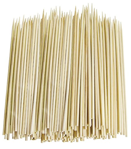 SmartPack USA Bamboo Skewers 6
