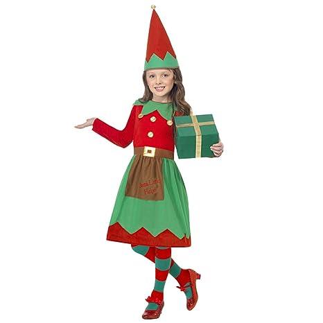 Qqwe Vestido De Disfraces De Navidad De Santa Claus Para