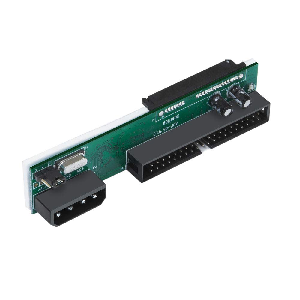 Kingwin SSD/SATA to IDE Bridge Board Adapter, Convert All SATA Devices Easily to IDE.  Support 2.5 Inch, 3.5 Inch HDD, & Compatible w/ SATA I/II/III Hard Drives by Kingwin (Image #5)
