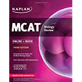 MCAT Biology Review: Online + Book
