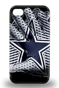 Fashion Tpu 3D PC Case For Iphone 4/4s NFL Dallas Cowboys Logo Defender 3D PC Case Cover ( Custom Picture iPhone 6, iPhone 6 PLUS, iPhone 5, iPhone 5S, iPhone 5C, iPhone 4, iPhone 4S,Galaxy S6,Galaxy S5,Galaxy S4,Galaxy S3,Note 3,iPad Mini-Mini 2,iPad Air )
