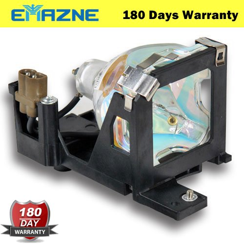 (Emazne ELPLP29/PL-297 Projector Replacement Compatible Lamp with Housing for Epson Everest EMP S1+ Epson EMP S1h Epson EMP S1L Epson EMP TW10H Epson PowerLite Home 10 Epson PowerLite Home 10+)