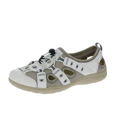 fbbc6b8c98a36 Earth Spirit 30217-70 Winona Navy Womens Closed Toe Sandals: Amazon ...