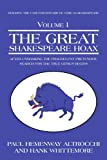 The Great Shakespeare Hoax, Paul Hemenway Altrocchi and Hank Whittemore, 1440123810