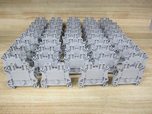 Phoenix Contact 3044102 Terminal Block Typ UT4 (Pack of (Contact Terminal Block)