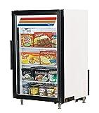 True GDM-7F-LD Swing Door Glass Door Freezer