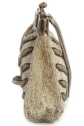 Sac à main MyBatua Taylor de mariée mariage vintage sac vintage mousseux ACP-083