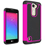 LG-Tribute-5-Case-LG-K7-Case-LGTreasure-Cover-Accessories-ARSUE-Shock-Absorption-Dual-Layer-Defender-Protective-Case-Cover-For-LG-K7-LG-Tribute-5-LGTreasure-LTE