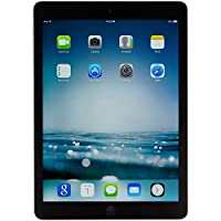 Deals on Apple MD786LL/A iPad Air 32GB 9.7-inch Tablet Refurb