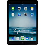 Apple iPad Air MD786LL/A - A1474 (32GB, Wi-Fi, Black with Space Gray) (Certified Refurbished)