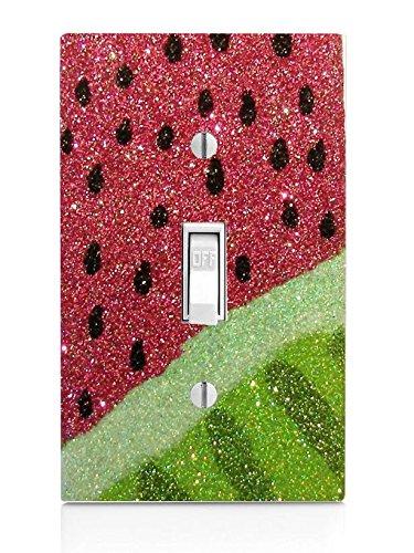Watermelon Design Print Image Light Switch Plate