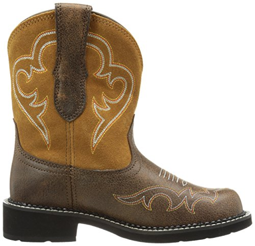 ARIAT WOMEN Damen Fatbaby Kollektion Western Cowboystiefel Vintage Bomber