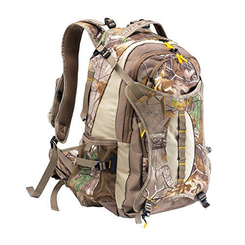 Allen Company Canyon Camo Hunting Daypack, 2150 cu. in, Realtree Xtra Camo