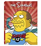 DVD : The Simpsons: Season 12