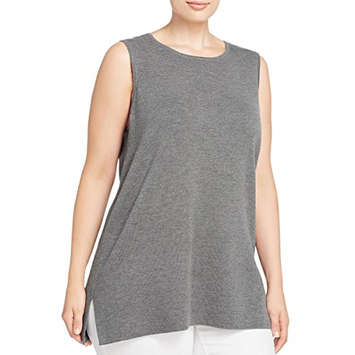 Eileen Fisher Crewneck Top - 2