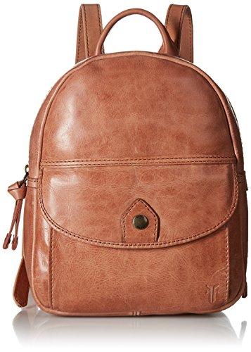 FRYE Women's Melissa Mini Leather Backpack, Dusty Rose