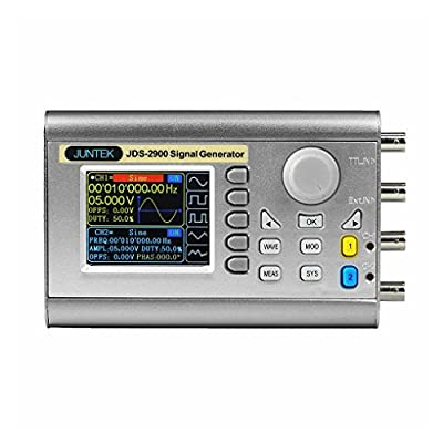 Onepeak TFT Color LCD DDS Signal Generator Counter Arbitray Waveform Generator Pulse Signal Frequency Meter