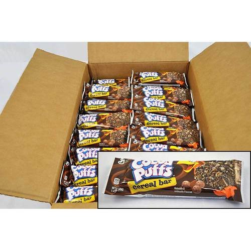 Cocoa Puffs Cereal Bar,1.42 Ounce -- 96 per case.