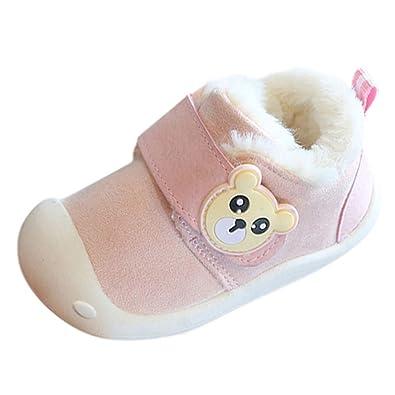 7f6ecf753aa52 Amazon.com | Gooldu Children Baby Boy Girl Shoes neakers Anti Slip ...