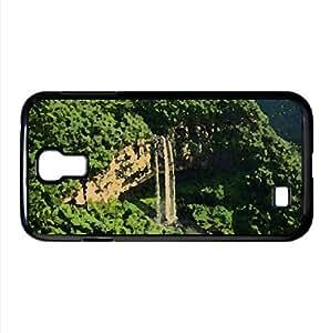 lintao diy Caracol Falls Watercolor style Cover Samsung Galaxy S4 I9500 Case (Brazil Watercolor style Cover Samsung Galaxy S4 I9500 Case)