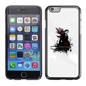 Be Good Phone Accessory // Dura Cáscara cubierta Protectora Caso Carcasa Funda de Protección para Apple Iphone 6 // The Son Of Destruction