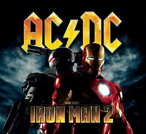 Price comparison product image Iron Man 2 (CD/DVD)