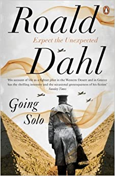 Book Going Solo by Roald Dahl (2012-02-02)